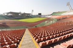 Estadio del deporte Imágenes de archivo libres de regalías
