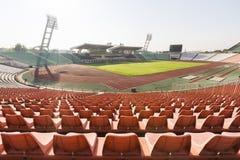 Estadio del deporte Fotografía de archivo