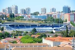Estadio do Restelo, Lisbon, Portugal Stock Photo