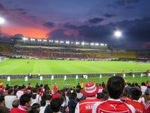 Estadio El Campin стоковые изображения rf