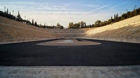 Estadio en Atenas Foto de archivo
