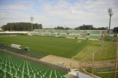 Estadio fa Rio Ave Immagine Stock