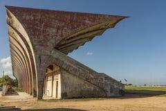 Estadio La Habana de Parque Deportivo José Martà Imagenes de archivo
