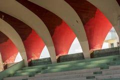Estadio La Habana de Parque Deportivo José Martà del pasillo de deportes Imágenes de archivo libres de regalías