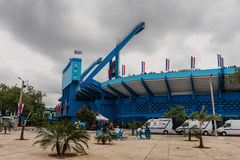 Estadio Latinoamericano - Αβάνα, Κούβα Στοκ εικόνες με δικαίωμα ελεύθερης χρήσης