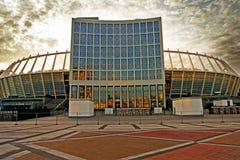 Estadio olímpico fotos de archivo