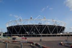 Estadio olímpico 2012 Foto de archivo libre de regalías