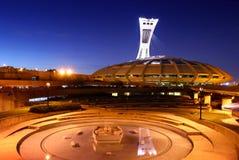 Estadio olímpico Fotos de archivo libres de regalías