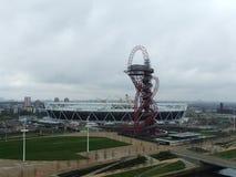 Estadio olímpico Imagenes de archivo