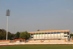 Estadio público del deporte Foto de archivo