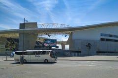 Estadio robi Dragao, smoka stadium w Porto/, Portugalia fotografia stock