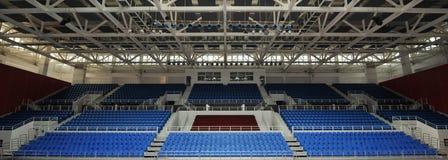 Estadio vacío Fotografía de archivo libre de regalías