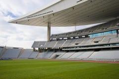 Estadio vacío Imagen de archivo libre de regalías