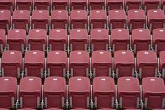 Estadio vacío del acontecimiento deportivo Fotografía de archivo