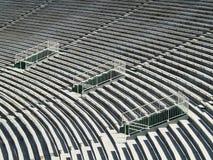 Estadio vacío Imagen de archivo