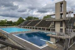 Estadios olímpicos de Berlín Imagen de archivo libre de regalías