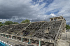 Estadios olímpicos de Berlín Imagen de archivo