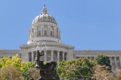Estado Capatol de Missouri Fotos de Stock Royalty Free