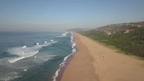 Estado costero de Zimbali, Ballito, Kwazulu Natal, Sur?frica almacen de video