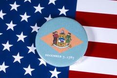 Estado de Delaware en los E.E.U.U. Foto de archivo libre de regalías