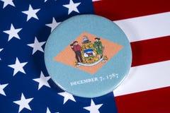 Estado de Delaware nos EUA Imagem de Stock