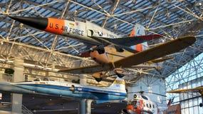 ESTADO DE SEATTLE, WASHINGTON, EUA - 10 DE OUTUBRO DE 2014: O museu do voo é o o ar e o espaço privados os maiores Imagem de Stock Royalty Free