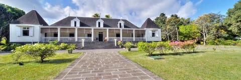 Estado de St Aubin en Mauricio imagen de archivo