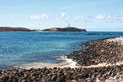 Estado el Brasil de Bahía de las islas de Abrolhos imagenes de archivo