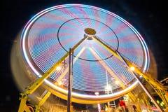 Estado Ferris Wheel justo imagenes de archivo