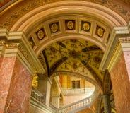 Estado húngaro Opera Budapest Fotografia de Stock Royalty Free