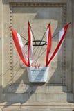 Estado Opera - Áustria de Viena foto de stock
