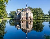 Estado Trompenburgh en 's Graveland, Países Bajos Foto de archivo