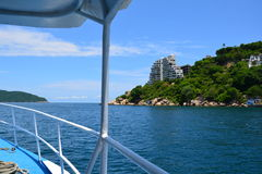 Estados mexicanos unidos, Acapulco Fotografía de archivo