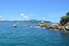 Estados mexicanos unidos, Acapulco Imagenes de archivo