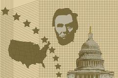 Estados Unidos stock de ilustración