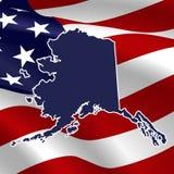 Estados Unidos, Alaska Imagen de archivo libre de regalías
