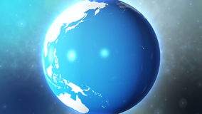 Estados Unidos enfocan a la alta tecnología ilustración del vector