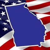 Estados Unidos, Georgia Fotografía de archivo