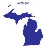 Estados Unidos, Michigan Fotografía de archivo libre de regalías