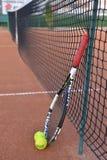 Estafa de tenis fotografía de archivo libre de regalías