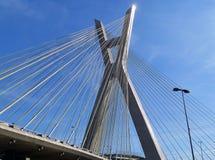 Estaiada Bridge Stock Image