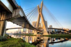 Free Estaiada Bridge - Sao Paulo - Brazil Stock Image - 111784181