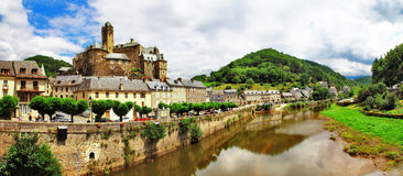 Estaing -   France Royalty Free Stock Photo