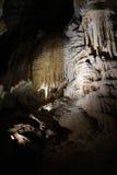 Estalagmita, cuevas de Jenolan Imagenes de archivo