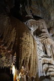 Estalagmita, cuevas de Jenolan Fotos de archivo libres de regalías