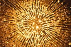 Estalle de luz fotografía de archivo libre de regalías