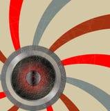 Estallido Art Abstract Driver Imagenes de archivo