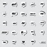 Estallido Art Symbol Imagen de archivo libre de regalías
