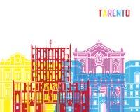 Estallido del horizonte de Tarento libre illustration
