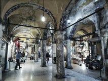 Estambul, Bazar magnífico imágenes de archivo libres de regalías